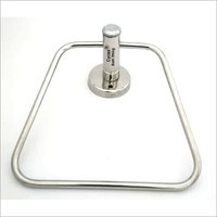 Stainless Steel Triangle Towel Ring