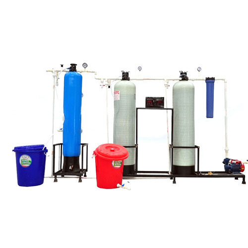 Demineralization Water Purification Plant