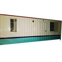 Exterior Portable Cabins