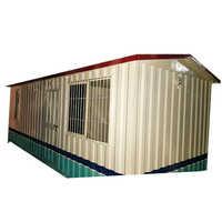 Mild Steel Porta Cabins