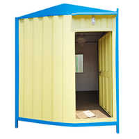 Portable Western Toilet Cabin