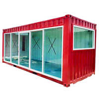 Prefabricated Portable Site Cabin