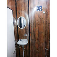 Readymade Western Toilet Cabin