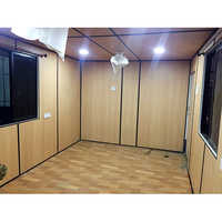 MS Prefabricated Security Cabin