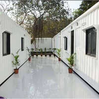 FRP Prefabricated Office Cabins
