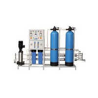 Reverse Osmosis Water Treatment Plant