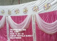 Parda sidewall fabric