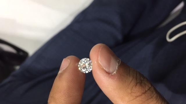 Loose Diamond polki