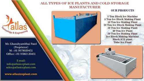 Ice Plant Accessories