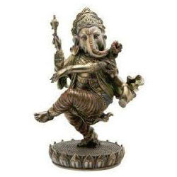 Customized Fiber Ganesha Statue