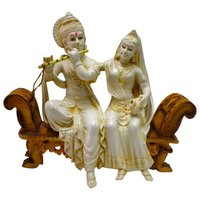 Customized Radka Krishna Statue