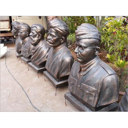 Customized National Heroes Bust statues