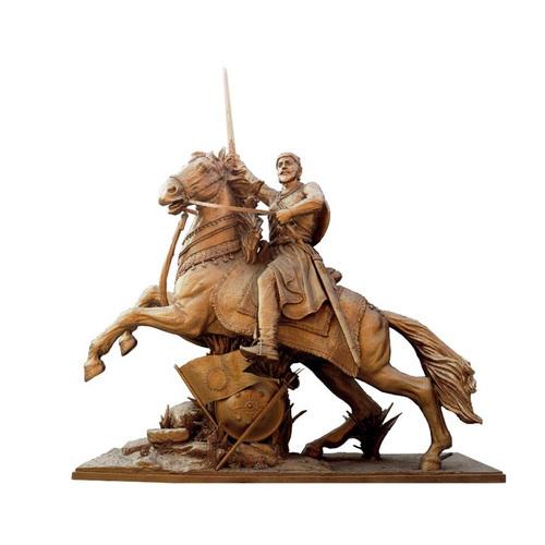 Customized Shivaji Maharaj Statue