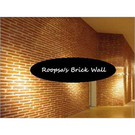 Customized Brick wall cladding