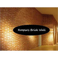 Customized Brick wall cladding