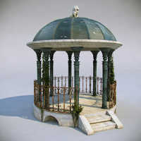Customized Garden Gazebo