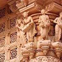 Customized Architectural Sculpture