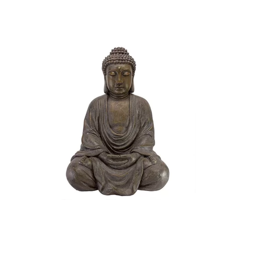 Buddha Fiber Statue for Temple