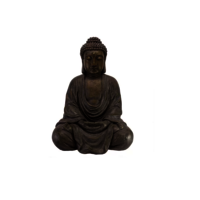 Customized Buddha Fiber Statue