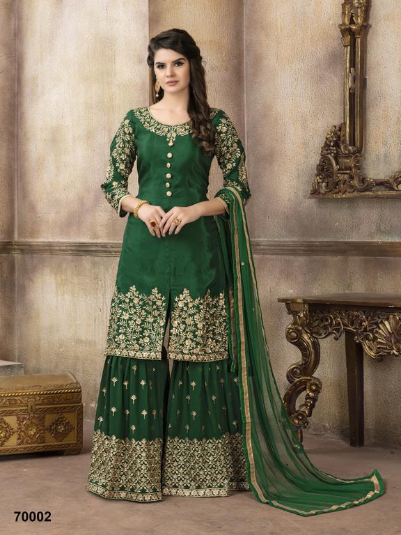 Pakistani Sarara Suits