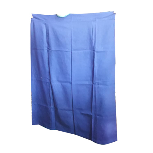 Ladies Blue Cotton Petticoat