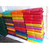 Poplin Cotton Saree Fall