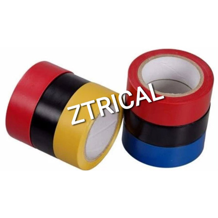Bopp Self Adhesive Electrical Tape
