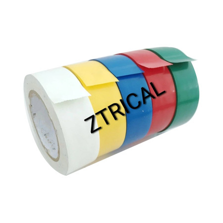 PVC Insulation Tape Jumbo Long Roll
