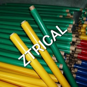 PVC Electrical Insulation Log Roll