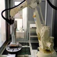 ABB Milling Sculpture Robot