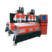 Multi head  Wood Engraving Machine