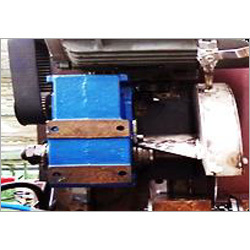 Semi Automatic Pipe Cutting Machine