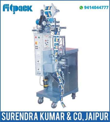 Automatic Pouch Packing Machine FFS with Liquid Filler