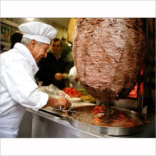 Doner Kebab Chef Training