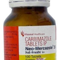 Carbimazole Tablet