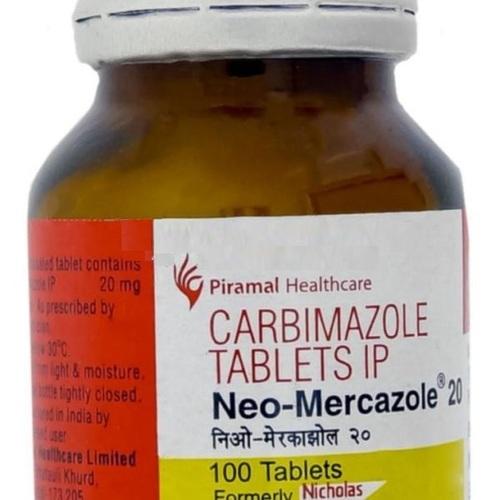Neo Mercazole Tablet