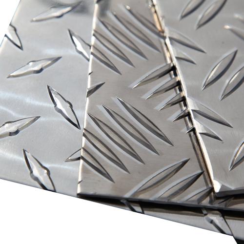 Aluminium Chequered Sheet