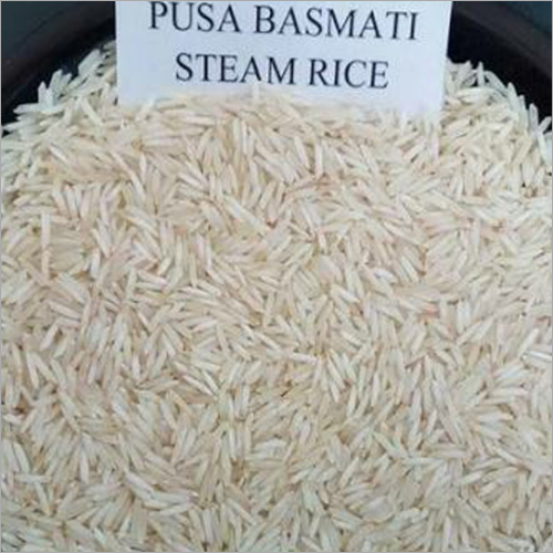 Pusa Basmati Steam Rice