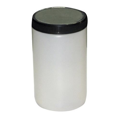 700 Gram HDPE Plastic Jar