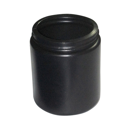 Plastic HDPE Supplement Jar