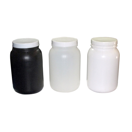 1Kg HDPE Supplement Jars