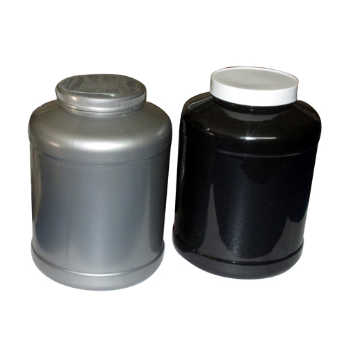 3 Kg HDPE Pet Supplement Jars