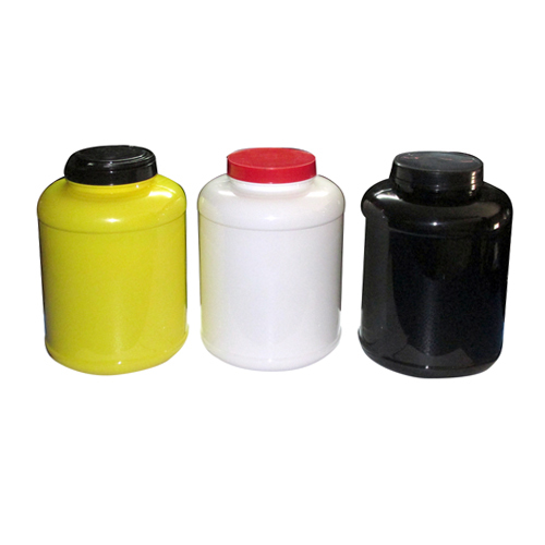 HDPE Pet Supplement Jars