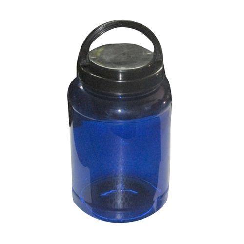 1 Kg Supplement Plastic Pet Jar
