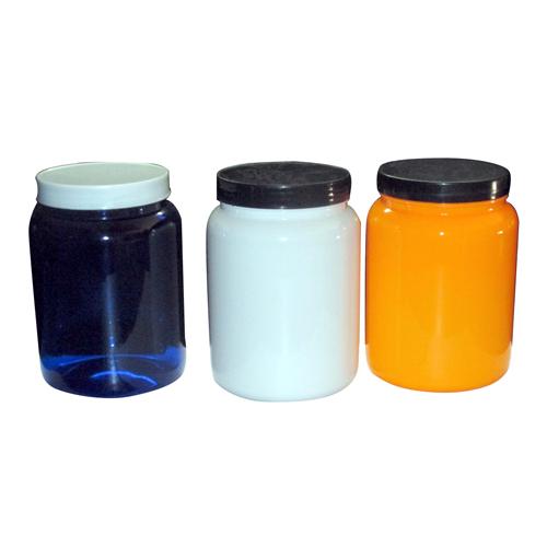 Gym Supplement HDPE Pet Jar