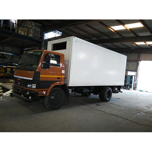 Refrigerated Transport Vehicle