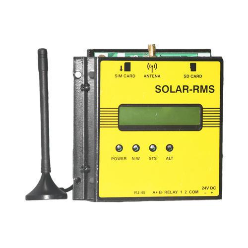 Pump Set Remote Monitoring System