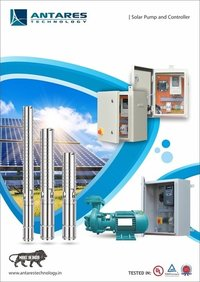 Solar DC Submersible Pump