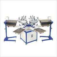 Micro Registration Textile Printing Machine