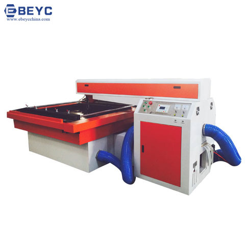 Double Head Die Board Cutting Machine